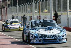 Laureano Campanera, Donto Racing Chevrolet, Emanuel Moriatis, Martinez Competicion Ford