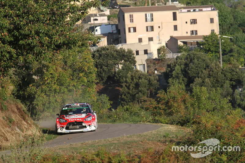 Craig Breen, Scott Martin, Citroen DS3 WRC, Abu Dhabi Total World Rally Team