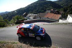 José A. Suarez Miranda, Candido C. Estevez, Peugeot 208 T16, Peugeot Rally Academy