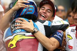 Alex Marquez, Marc VDS; Marc Marquez, Repsol Honda Team