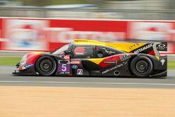 #5 By Speed Fszínészy Ligier JSP3: Miguel Abello, Mirco van Oostrum, Michael Munemann
