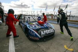 Esteban Gini, Nero53 Racing Torino y Nazareno Lopez
