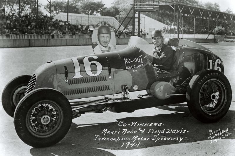 1941: Флойд Дэвис и Мори Роуз
