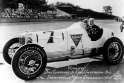 1934 Indy 500 Yarış Galibi Bill Cummings