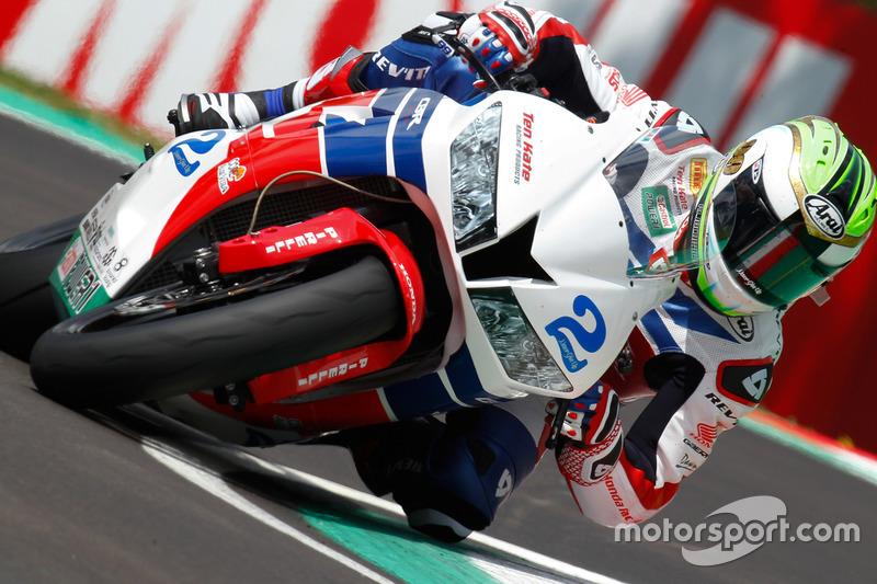 PJ Jacobsen, Honda WSS Team