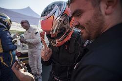 Ganador de la carrera #33 The Collection Ferrari 458: Arthur Romanelli