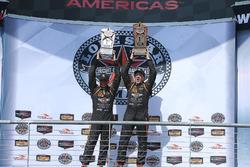 Race winners ST Class #56 Murillo Racing Porsche Cayman: Jeff Mosing, Eric Foss