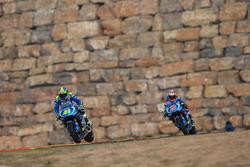 Aleix Espargaró, Team Suzuki Ecstar MotoGP, Maverick Viñales, Team Suzuki Ecstar MotoGP
