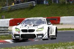 #39 Schubert Motorsport, BMW M6 GT3: Martin Tomczyk, Lucas Luhr, John Edwards