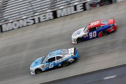 Darrell Wallace Jr., Roush Fenway Racing Ford, Mario Gosselin, Chevrolet