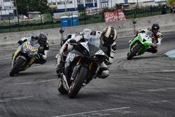 Під час гонки