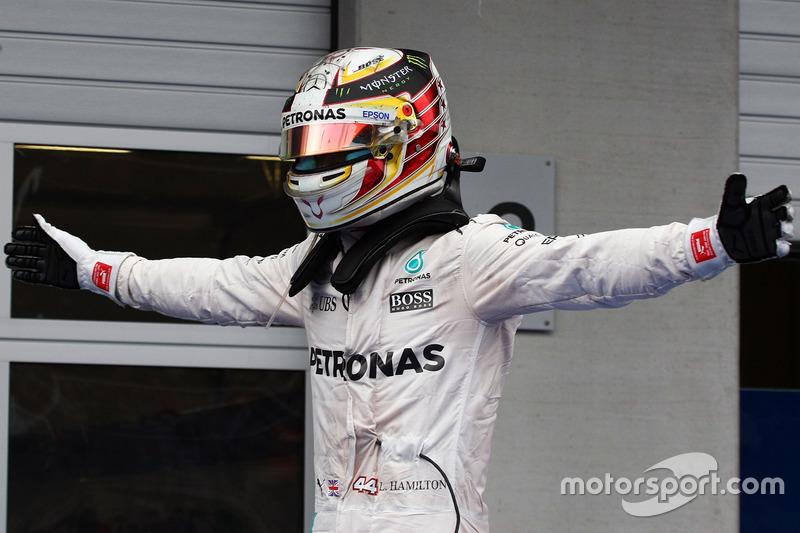 Plus de 2000 points pour Hamilton