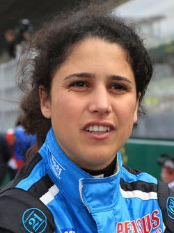 #28 Pegasus Racing Morgan Nissan: Inès Taittinger
