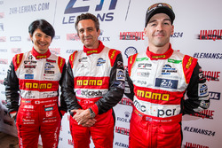 #34 Race Performance, Oreca 03R Judd: Shinji Nakano, Nicolas Leutwiler, James Winslow