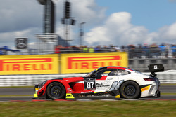 #87 AKKA ASP, Mercedes AMG GT3: Jean-Luc Beaubelique, Morgan Moullin-Traffort