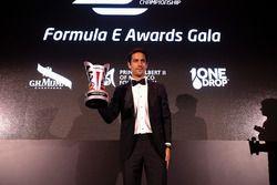 لوكاس دي غراسي، حفلة جوائز الفورمولا إي
