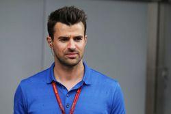 Steve Jones, Channel 4 F1-presentator
