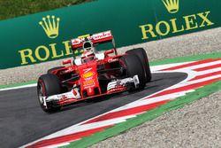 Kimi Raikkonen, Ferrari SF16-H sort large