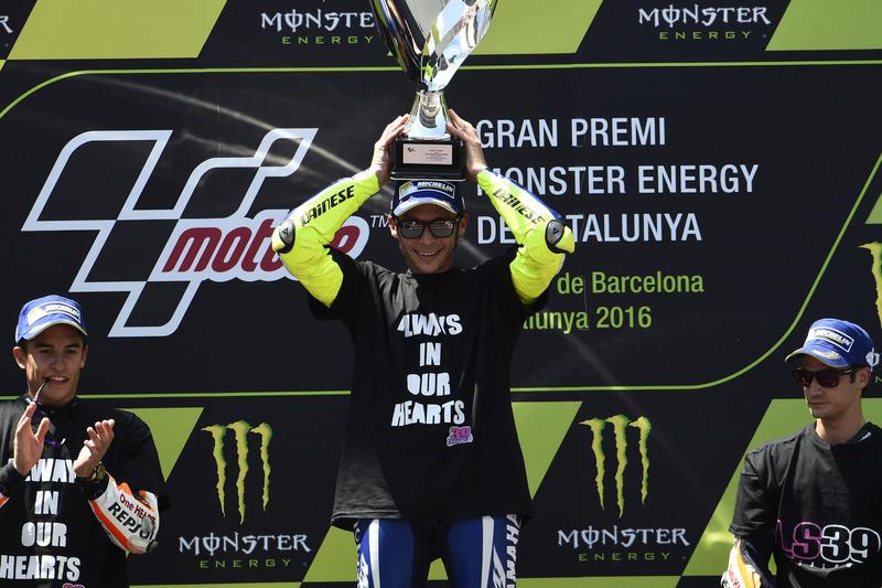 88. Gran Premio de Catalunya 2016