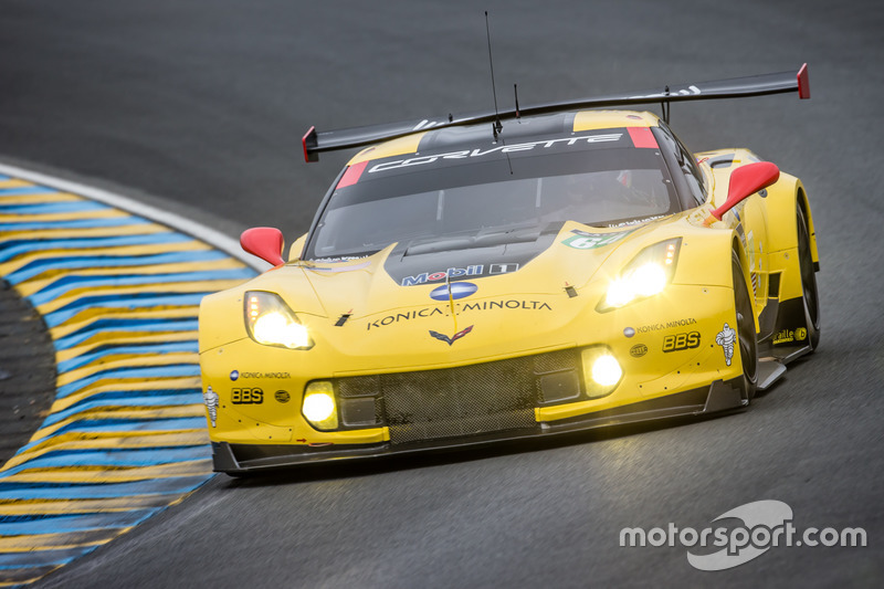 46: #64 Corvette Racing Chevrolet Corvette C7-R: Oliver Gavin, Tommy Milner, Jordan Taylor