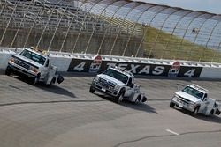 Jet dryers on the track