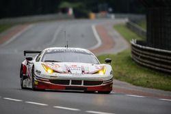 #60 Formula Racing, Ferrari 458 Italia: Christina Nielsen, Mikkel Mac, Johnny Laursen