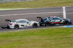 Martin Tomczyk, BMW Team Schnitzer, BMW M4 DTM, Maximilian Götz, Mercedes-AMG Team HWA, Mercedes-AMG