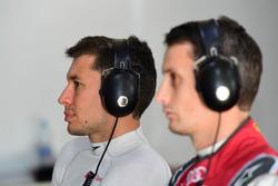 #8 Audi Sport Team Joest, Audi R18: Loic Duval, Oliver Jarvis