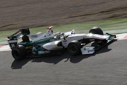 Daisuke Nakajima Nakajima Racing