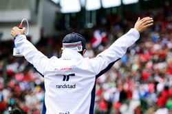 Fahrerparade: Felipe Massa, Williams