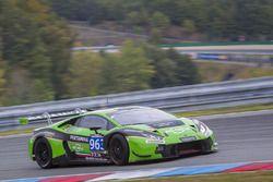 #963 GRT Grasser Racing Team Lamborghini Huracan GT3: Rolf Ineichen, Adrian Amstutz, Andrea Caldarelli