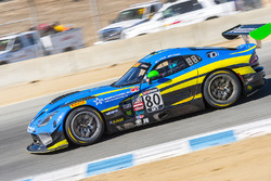 #80 Lone Star Racing Viper GT3R: Dan Knox, Mike Skeen