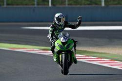 Randy Krummenacher, Puccetti Racing Kawasaki