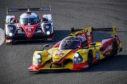 #30 Extreme Speed Motorsports, Ligier JS P2 - Nissan: Antonio Giovinazzi, Sean Gelael, Giedo Van der