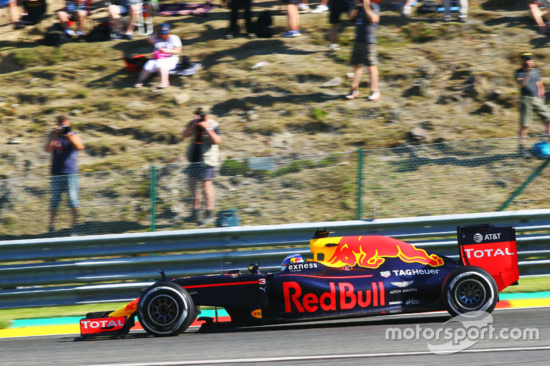 5: Daniel Ricciardo, Red Bull Racing RB12