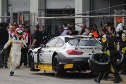 Richard Westbrook, Markus Palttala, Klaus Graf, BMW M6 GT3