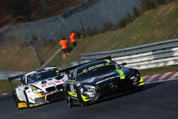 Christian Vietoris, Marco Seefried, Christian Hohenadel, Renger van der Zande, AMG Team HTP, Mercedes- AMG GT3