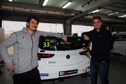 Andrea Belicchi e Jordi Oriola, Target Competition, Opel Astra TCR
