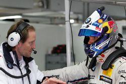 Michael Koelbl, Engineer andMartin Tomczyk, BMW Team Schnitzer, BMW M4 DTM