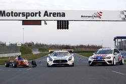 Die Fahrzeuge in den Serien des ADAC-GT Masters: ADAC F4, ADAC-GT Masters, ADAC TCR Germany