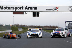 Series at the ADAC-GT Masters: ADAC F4, ADAC-GT Masters, ADAC TCR Germany