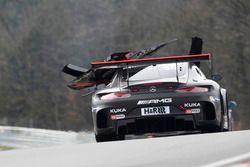 #26 AMG-Team HTP, Mercedes-AMG GT3: Stefan Mücke, Dominik Baumann, Maxi Buhk