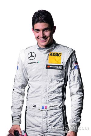 Esteban Ocon, Mercedes-AMG Team ART