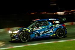 Simone Miele, Lisa Bollito, Citroen DS3 WR, Top Rally