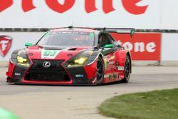 #15 3GT Racing Lexus RCF GT3, GTD: Jack Hawksworth, David Heinemeier Hansson Art Fleischmann