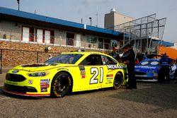 Paul Menard, Wood Brothers Racing, Ford Fusion Menards / Jack Links