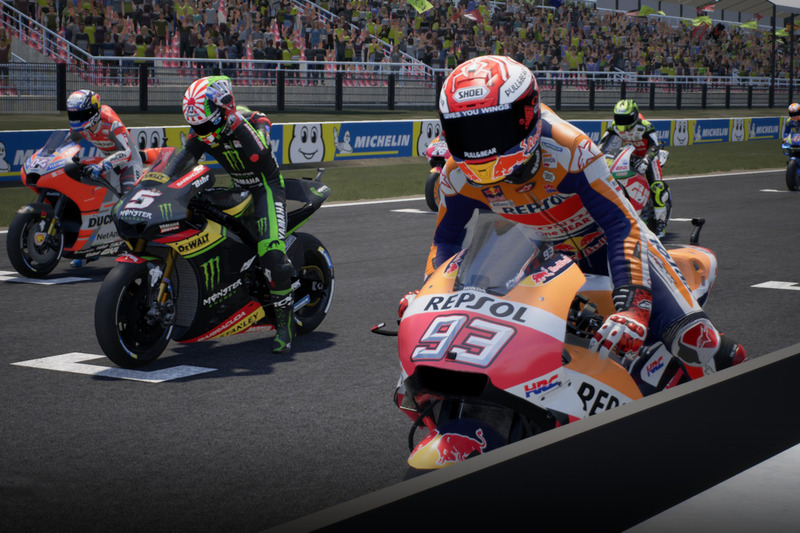 MotoGP 18 (PC, PS4, Xbox One)