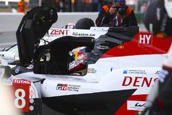 Себастьен Буэми, Toyota Gazoo Racing, Toyota TS050 Hybrid (№8)