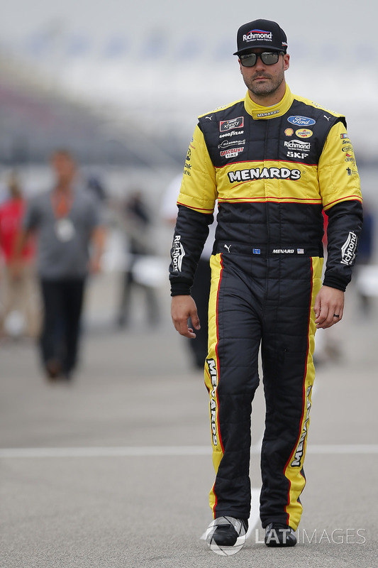 Paul Menard, Team Penske, Ford Mustang Menards/Richmond