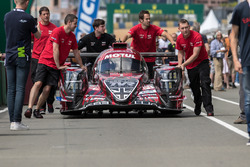 Автомобиль Rebellion R13 (№1) команды Rebellion Racing